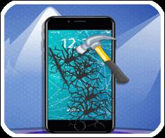 Đập nát Iphone 7