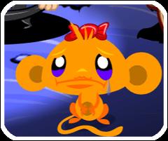 Chú khỉ buồn 33