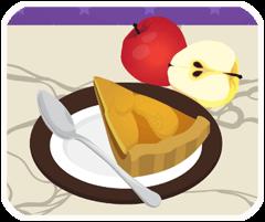 Làm bánh táo Pháp