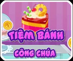 Tiệm bánh công chúa