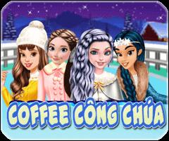 Coffee công chúa