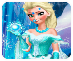 Elsa làm đẹp da