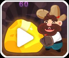 Thợ mỏ đào vàng 2
