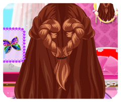 Tiệm tóc của Barbie