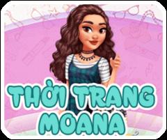 Thời trang Moana