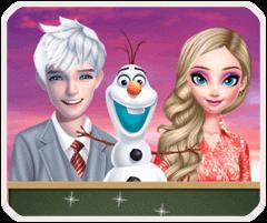 Elsa hẹn hò 2