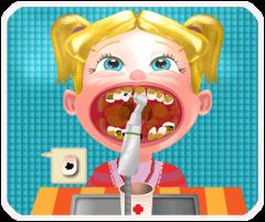 Bác sĩ khám răng 2